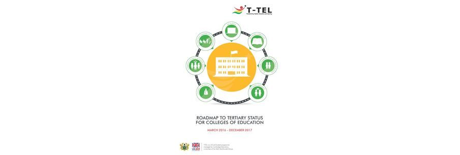 Roadmap to tertiary status for colleges of education